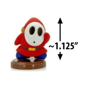 Shy Guy (Hey Ho) ~1.125 Mini Figure [Super Mario Choco