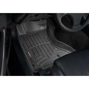 IS Black WeatherTech Floor Liner (Full Set) [Sedan; All Wheel Drive