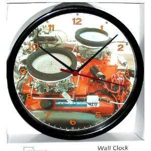 1963 Dodge 426 Max Wedge SS/A, Custom Wall Clock