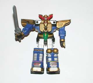 Power Rangers Zeo Zeo Megazord 6 Action Figure _ ** Must See