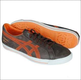 Asics Onitsuka Tiger Mens Shoes Orange Brown HL7J36109