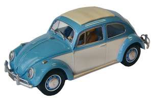 Scalextric C3204 1963 Volkswagen Beetle 1/32 Slot Car