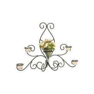 Luca Bella Home™ Olivia Wrought Iron Sconce