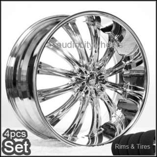 24inch Wheels and Tires Wheels,Rims*Chevy,Ford,Cadillac