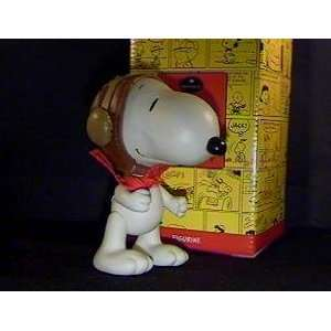 Snoopy Flying Ace Hallmark Peanuts Gallery QPC4021