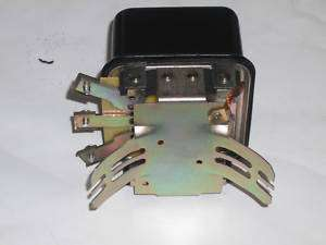 One John Deere Generator Mnt Voltage Regulator 12 Volt
