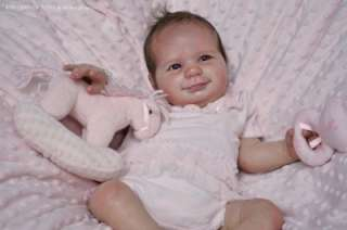 Doll Kit Supply Baby ELIZA by Donna Rubert Lifelike 18 7195