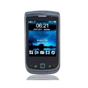 2.8 QVGA Touch Screen Quad band Dual Sim Dual Standby