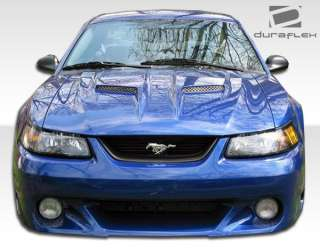 99 04 Ford Mustang CVX DURAFLEX Full Body Kit