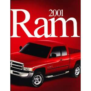 2001 Dodge Ram Pickup Truck Sales Brochure Everything