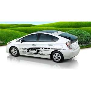 Abstract Car Vinyl Side Graphics Decals Any Car S6929