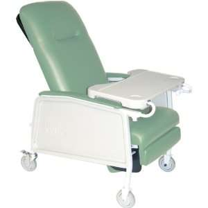 3 Position Bariatric Geri Chair Recliner   Jade