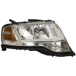 OE Replacement Ford Taurus X Passenger Side Headlight