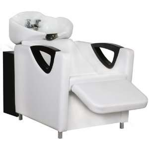 EURO Salon Shampoo Backwash Unit Bowl & Chair SU 85A