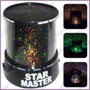 Star Master Night Sky Light Lamp Lighting Projector New