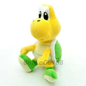 Super Mario Bros 5 KOOPA TROOPA Plush Doll+MT192