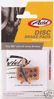 AVID DISC PADS FOR JUICY 3,5,7 & BB7 BRAKES