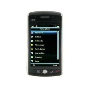 F035 Quad band FM Touch Screen Dual Sim Standby Cell Phone