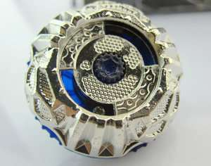 Beyblade Metal Fusion Fight 4D System BB120 DIABLO NEMENSIS NEW