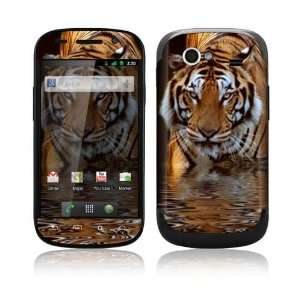 Samsung Google Nexus S Skin   Fearless Tiger Everything
