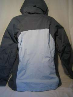 MOUNTAIN HARDWEAR Conduit blue gray jacket Women 12