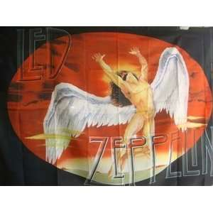 Led Zeppelin Swan Song Tapestry