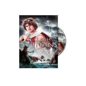 New Warner Studios Clash Of The Titans Product Type Dvd Audio Dolby