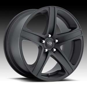 Euro Black Wheels Rims 5x112 +35 / Mercedes C350 CL550 E550 AMG