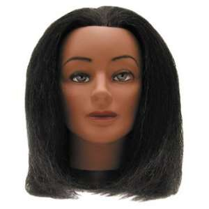 Hairart 12 Yak Hair Mannequin Head #4151yb Beauty