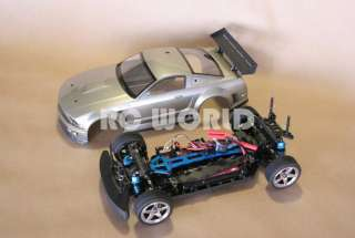 10 RC FORD MUSTANG GTR COBRA RACE CAR BRUSHLESS RTR  BRAND NEW  40