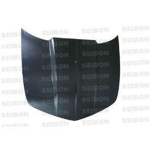 SEIBON CARBON FIBER HOOD RA HD1011CHCAM RA Automotive