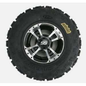Holeshot GNCC 20x11x9 Tire w/SS112 Machined Alloy Wheel Sports