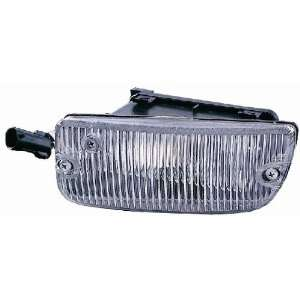 967 97 Chrysler Town & Country Fog Light Assembly ~ Left