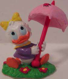 Baby Daisy Duck Figurine Disney Mickey Mouse Donald