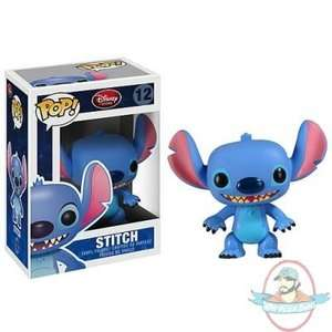 Stitch Disney Pop Vinyl Figure by Funko 830395022796