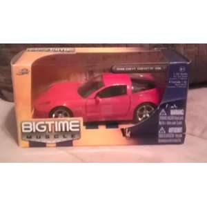 Big Time Muscle 2006 Chevy Corvette ZO6 132 Scale