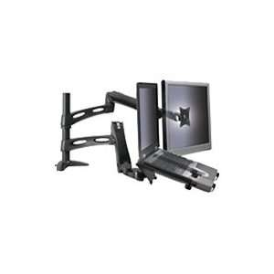 3M   3M EZ Adjust Dual Monitor Arm MA220MB Everything