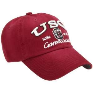 South Carolina Gamecocks Batters Up Hat, Cardinal, One Fit