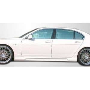 BMW 7 Series E65 Duraflex HM S Side Skirts (long wheel base models