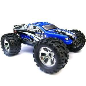 Earthquake 8E 1/8 Scale Brushless Electric Monster Truck 4 Wheel Drive