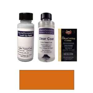 2 Oz. Hemi Orange Pearl Paint Bottle Kit for 2006 Plymouth
