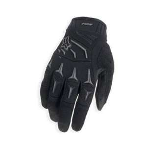 Fox Racing Attack Full Finger MTB & BMX Cycling Gloves