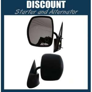 New Driver Side Mirror LH, 1999 2007 Pickup, Manual, Non