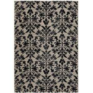 Retro Damask Area Rug   311 x 53   Grandin Road