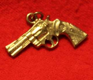 COLT Firearms Factory Python Gold Necklace Pendent