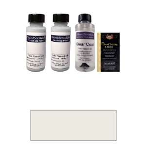 Tricoat 2 Oz. White Crystal Pearl Tricoat Paint Bottle Kit