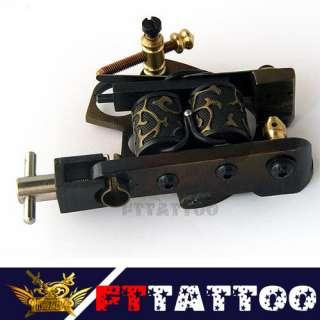 Custom Pro Handmade Tattoo machine Shader Gun Fttattoo