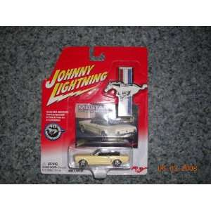 Johnny Lightning 1965 Ford Mustang Convertible Toys