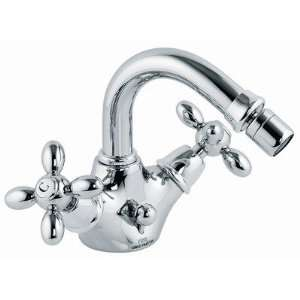 Olivia Double Handle Horizontal Spray Bidet Faucet with Single Hole