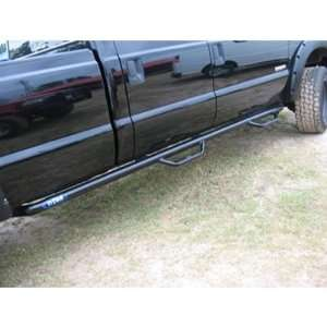 N FAB Wheel To Wheel Nerf Steps  Crew Cab Long Bed